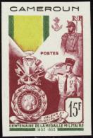 Cameroun Non Dentelés  N°296 Médaille Militaire Non Dentelé Qualité:** - Sin Clasificación