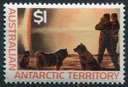 Antartique Australien               18  ** - Australian Antarctic Territory (AAT)