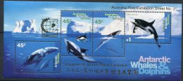 Antartique Australien               BF  2  **    Dauphins - Territorio Antartico Australiano (AAT)
