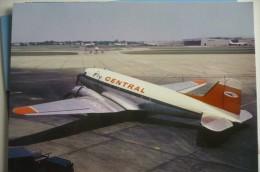 DC  3     FLY CENTRAL   N75276 - 1946-....: Moderne