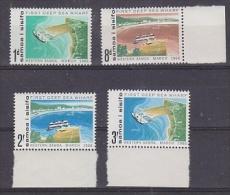 Samoa 1966 First Deep Sea Wharf 4v ** Mnh (21156) - Samoa