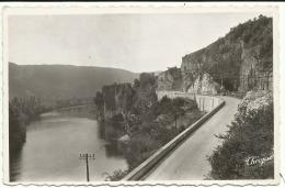 CPSM ( Cazoules , Le Tunnel Au Pas Du Raysse ) - Sonstige Gemeinden