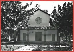 CARTOLINA NV ITALIA - MARINA DI MASSA - RONCHI (MS) - Chiesa Di San Domenichino - 10 X 15 - Massa
