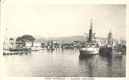 SALINS D' HYERES. PORT POTHUAU - Other Municipalities