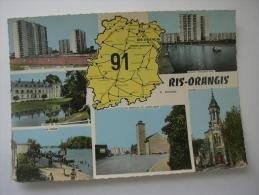 91 RIS ORANGIS - Ris Orangis