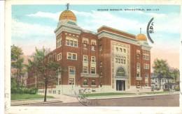 POSTAL    SPRINGFIELD  - MISSOURI  - SHRINE MOSQUE  ( MEZQUITA ) - Springfield – Missouri