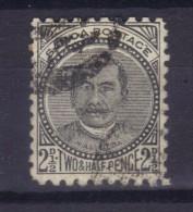 W2762 - SAMOA , Il N. 18 Usato - Samoa
