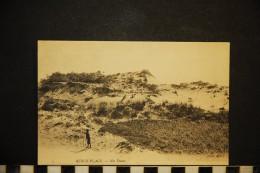 CP, 62, BERCK PLAGE Nos Dunes N° 5 Voyagé En 1923 - Berck