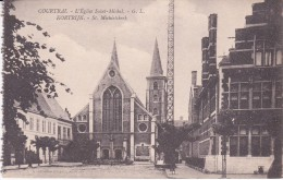 Courtrai, Kortrijk, St. Michielskerk - Kortrijk