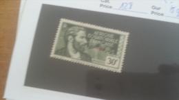 LOT 254373 TIMBRE DE COLONIE AEF NEUF* N�128 VALEUR 24 EUROS