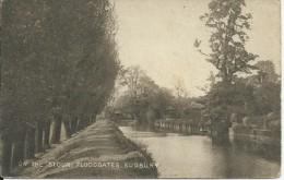 Sudbury,on the stour,floodgates
