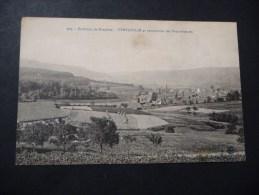 88  VERVEZELLE  Et  Perspective  Sur  Brouvelieures - Other Municipalities