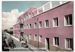 PALAZZO S. GERVASIO - POTENZA - PALAZZO COMUNALE - 1968