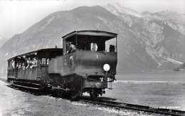 Gruss Vom ACHENSEE, Schmalspurbahn - Achenseeorte