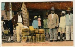 Marchands De Paniers Caraibes - Non Classés