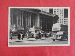 - New York> New York City > Manhattan42 Nd Street Public Library ==== == ==ref  1785 - Manhattan