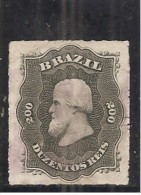 Brasil. Nº Yvert  35 (usado) (o) - Usados