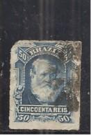 Brasil. Nº Yvert  39 (usado) (o) (esquina Corta) - Usados