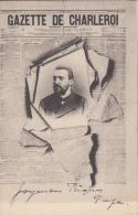 Gazette De Charleroi            Nr 2072 - Charleroi