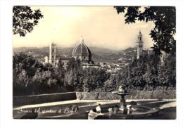 Italie: Firenze, Florence, Firenze Dal Giardino Di Boboli (15-1527) - Firenze