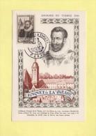 Journee Du Timbre - 29 Juin 1946 - Maximumkarten
