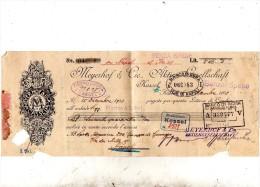 1928 CAMBIALE - Bills Of Exchange