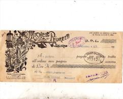 1955  CAMBIALE - Bills Of Exchange