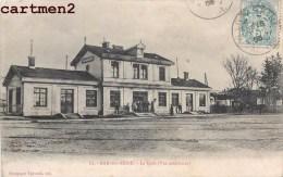 BAR-SUR-SEINE LA GARE 10 AUBE - Bar-sur-Seine
