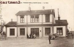 VENDEUVRE-SUR-BARSE LA GARE 10 AUBE - France