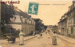 NOGENT-SUR-SEINE AVENUE DE LA GARE 10 AUBE - Nogent-sur-Seine