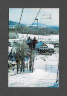 SPORTS - SPORTS D' HIVER - SKI - GRAND'MÈRE QUÉBEC - STATION DE SKI VALLÉE DU PARC - PHOTO NORMAND RHEAULT - Sports D'hiver