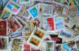 Asia & Arabia KILOWARE StampBag 250g (8½oz) +higher Values Stamp Mixture      [vrac Kilowaar Kilovara Mixture - Sellos