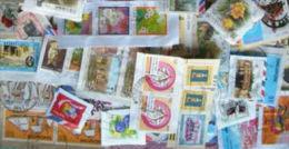 Asia & Arabia KILOWARE MissionBag 2.5 KG (5LB-8oz) Stamp Mixture       [vrac Kilowaar Kilovara] - Briefmarken