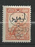 1928 MH Türkei - Ungebraucht