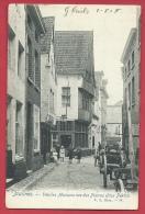 Mechelen / Malines - Vieilles Maisons , Rue Des Pierres Dites Pekton - Geanimeerd - 1905  ( Verso Zien ) - Malines