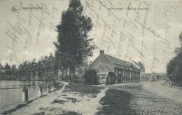 Ingelmunster - Kortrykstraat - 1914 ( Verso Zien ) - Ingelmunster