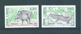 Timbres D´andorre   De 1989  N°382/83   Neuf ** - Neufs