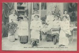 Lokeren (Stad)  - Vlaamsche Kermis 1912  - In De Zoeten Inval ( Verso Zien ) - Lokeren