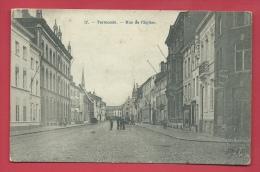 Dendermonde - Kerkstraat - 1911 ( Verso Zien ) - Dendermonde