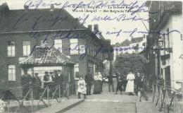 Wervik - Het Belgische Tolkantoor / La Douane Belge -  Feldpost 1916 ( Verso Zien ) - Wervik