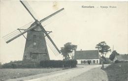 Roeselare - Spanje Molen -  1917 ( Verso Zien ) - Roeselare