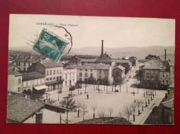 42 Loire CHAZELLES SUR LYON Place Poterne - Sonstige Gemeinden