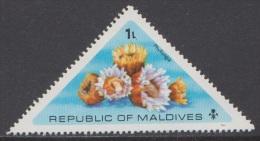 1975 - MALDIVES - Y&T 533 - Phyllangia (MNH/**) - Maldives (1965-...)
