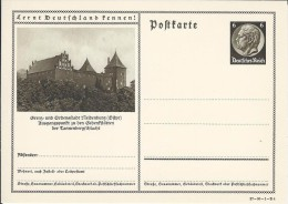 % DR PK BPK GS Postkarte Bildpostkarte Ganzsache P236 Neidenburg Ostpreußen 37-96-1-B4 ** - Ganzsachen