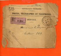 Trésor Et Postes - Section 117  Année 1917 ( En L´état )- Postes, Télégraphes Et Téléphones - ( Militaire) - Postmark Collection (Covers)