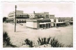 Oude Postkaart Oostduinkerke Tehuis Van Het Nationaal Werk Voor Kinderwelzijn (pk402) - Oostduinkerke