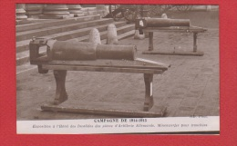 Exposition Minenwerfer Pour Tranchées - Weltkrieg 1914-18