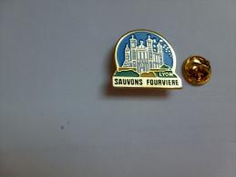 Scouts De France , Sauvons Fourviére , Ville De Lyon , Scout , Scoutisme - Associations