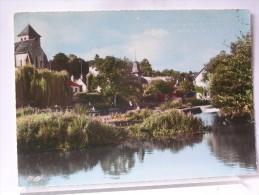 LA GENEVRAYE (77) - LES BORDS DU LOING - Autres Communes