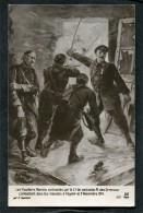 CPA - Les Fusiliers Marins Combattent Dans Les Maisons à Keyem Le 9 Novembre 1914 - Oorlog 1914-18